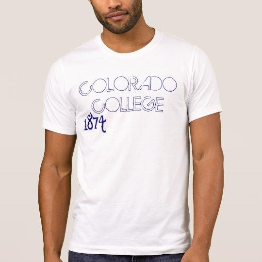 Colorado College 1874 T-Shirt