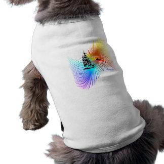 Colorado Colors Doggie Tshirt