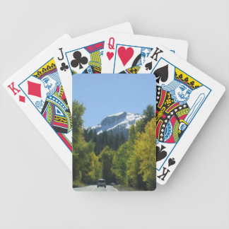 Colorado Colors Playing Cards