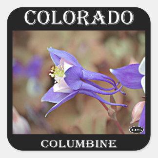 Colorado Columbine Sticker