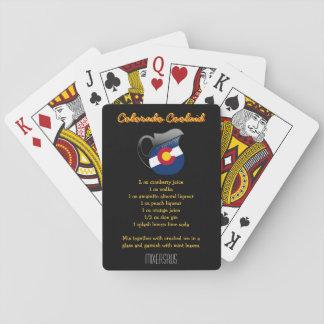 Colorado Coolaid Drink Recipe Deck Of Cards