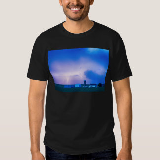 Colorado Country Lightning Storm Tee Shirt