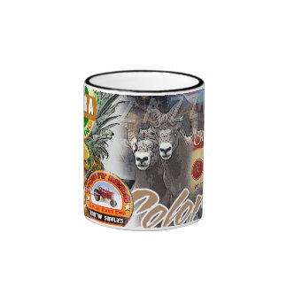 COLORADO CRAZY RINGER COFFEE MUG