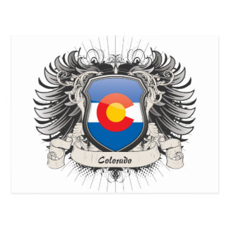 Colorado Crest Postcard