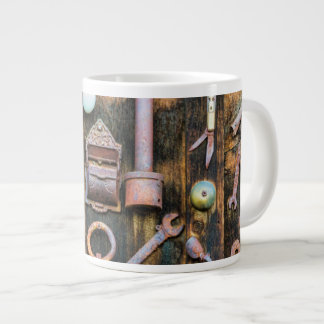 Colorado, Crested Butte. Antique collection Large Coffee Mug