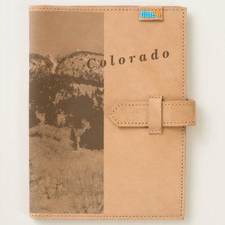 Colorado Custom Leather Journal