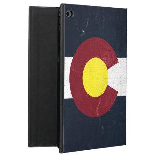 Colorado Dark Grunge Flag Powis iPad Air 2 Case