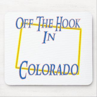 Colorado - del gancho alfombrilla de ratones