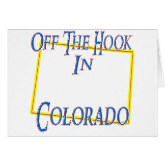 Colorado - del gancho felicitacion