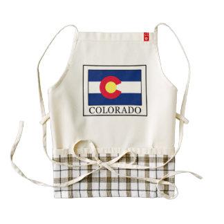 Colorado Delantal Zazzle HEART