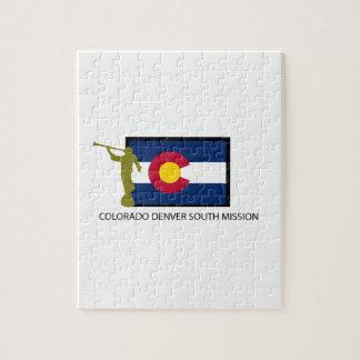 COLORADO DENVER SOUTH MISSION LDS CTR PUZZLES