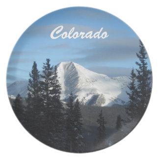 Colorado Dinner Plate