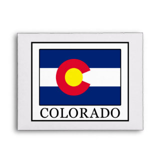 Colorado Envelope