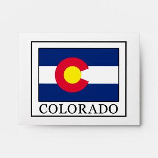 Colorado Envelope