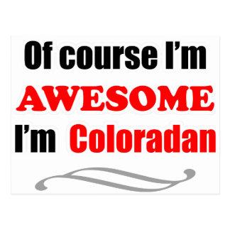 Colorado es impresionante postal