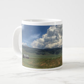 Colorado Farm 20 Oz Large Ceramic Coffee Mug