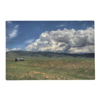 Colorado Farm Placemat