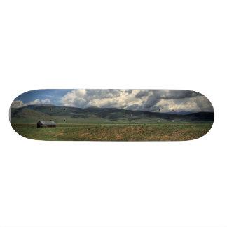 Colorado Farm Skateboard Deck