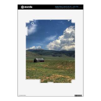 Colorado Farm iPad 3 Decal