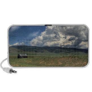 Colorado Farm Laptop Speakers