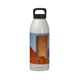 Colorado Farming Water Bottle