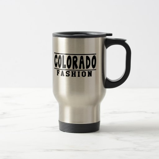Colorado Fashion Designs Mugs