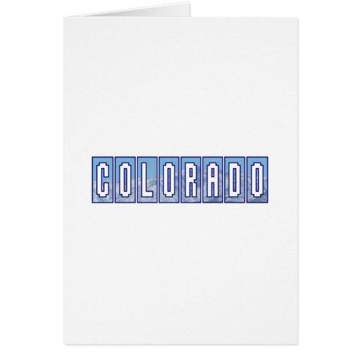 Colorado Felicitaciones