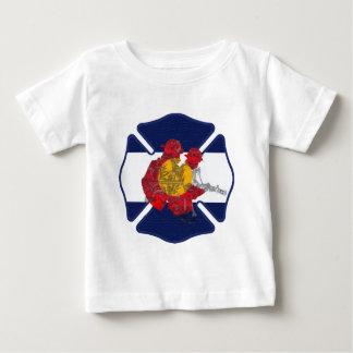 Colorado Fire Training- Logo Baby T-Shirt