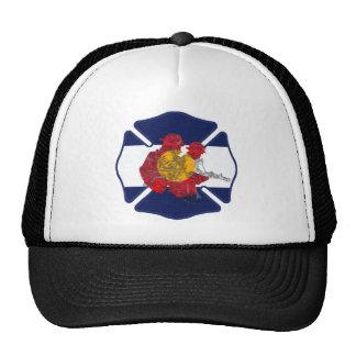 Colorado Fire Training- Logo Trucker Hat