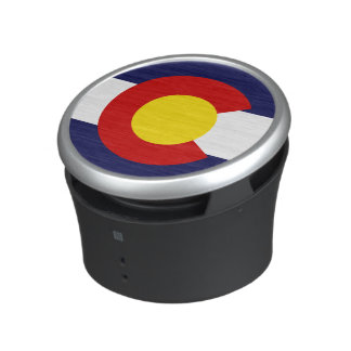 COLORADO FLAG BLUETOOTH SPEAKER