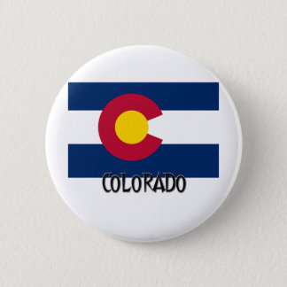 Colorado Flag Button