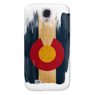 Colorado Flag Samsung Galaxy S4 Cases