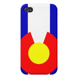 Colorado Flag Case iPhone 4 Cover