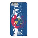 Colorado Flag - Denver Skyline - Phone Case Barely There iPhone 6 Case
