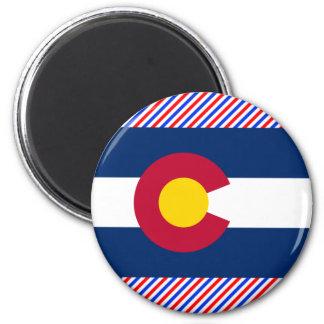 Colorado Flag Fridge Magnets