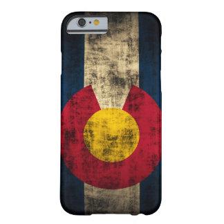 Colorado Flag Grunge iPhone 6 case Barely Case