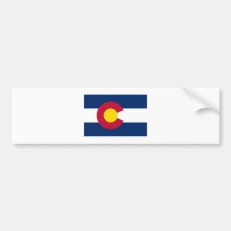 Colorado FLAG International Bumper Stickers