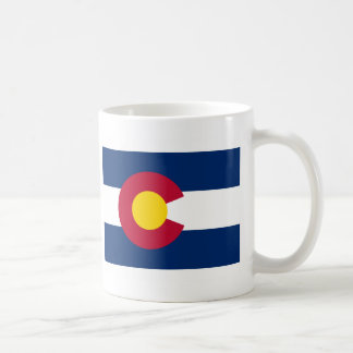 Colorado FLAG International Coffee Mug
