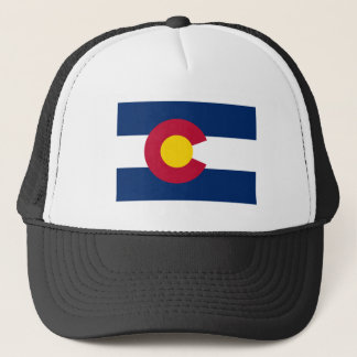 Colorado FLAG International Trucker Hat