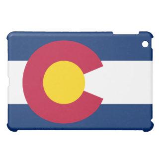 Colorado Flag iPad Mini Cover