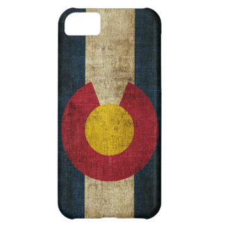 Colorado Flag iPhone 5C Covers