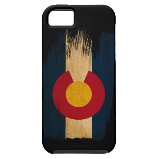 Colorado Flag iPhone SE/5/5s Case