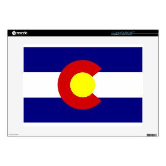 Colorado Flag Laptop Skin