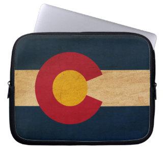 Colorado Flag Laptop Sleeve