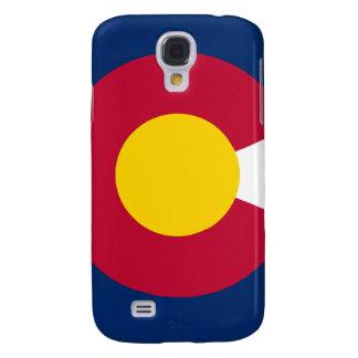 Colorado Flag Logo Samsung S4 Case