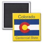 Colorado Flag Magnet