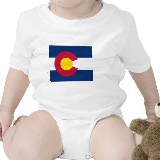 Colorado Flag Map Creeper