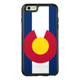 Colorado flag Otterbox Symmetry Iphone 6 Plus Case