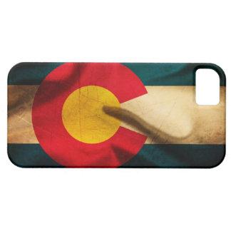 Colorado Flag Silky iPhone 5 Cases