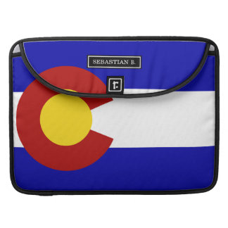 Colorado flag sleeve for MacBook pro